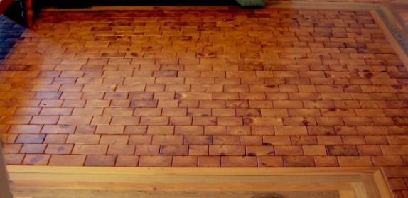 Restoring Antique Wood Floors
