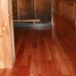 Select Heart Pine Flooring
