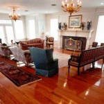 Select Clear Heart Pine Flooring