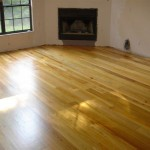 Antique Longleaf Heart Pine