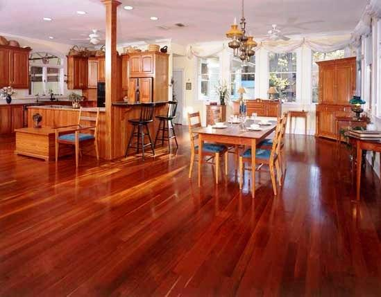 Wild Black Cherry Wood Flooring Goodwin Company