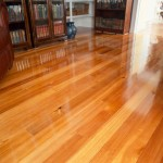 Antique Vertical Clear Heart Pine Flooring