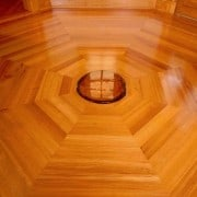 Aren't Wood Floors Difficult to Clean?
