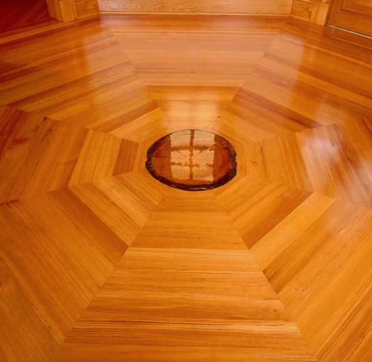 Reclaimed wood flooring 5 things to learn in 5 minutes for Hardwood floors 60 minutes