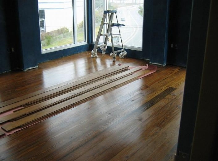 Can I Install Wood Flooring Over Concrete?