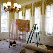 Texas Governor's Mansion Restoration