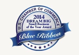 Goodwin Company Selected as Blue Ribbon Small Business