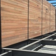 River-Recovered® Heart Cypress Contributes to the Allure of the New  Eleanor and Nicholas Chabraja Visitor's Center at Naples Botanical Garden 2