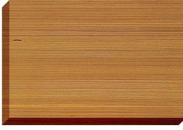 Heart Cypress: Vertical Clear