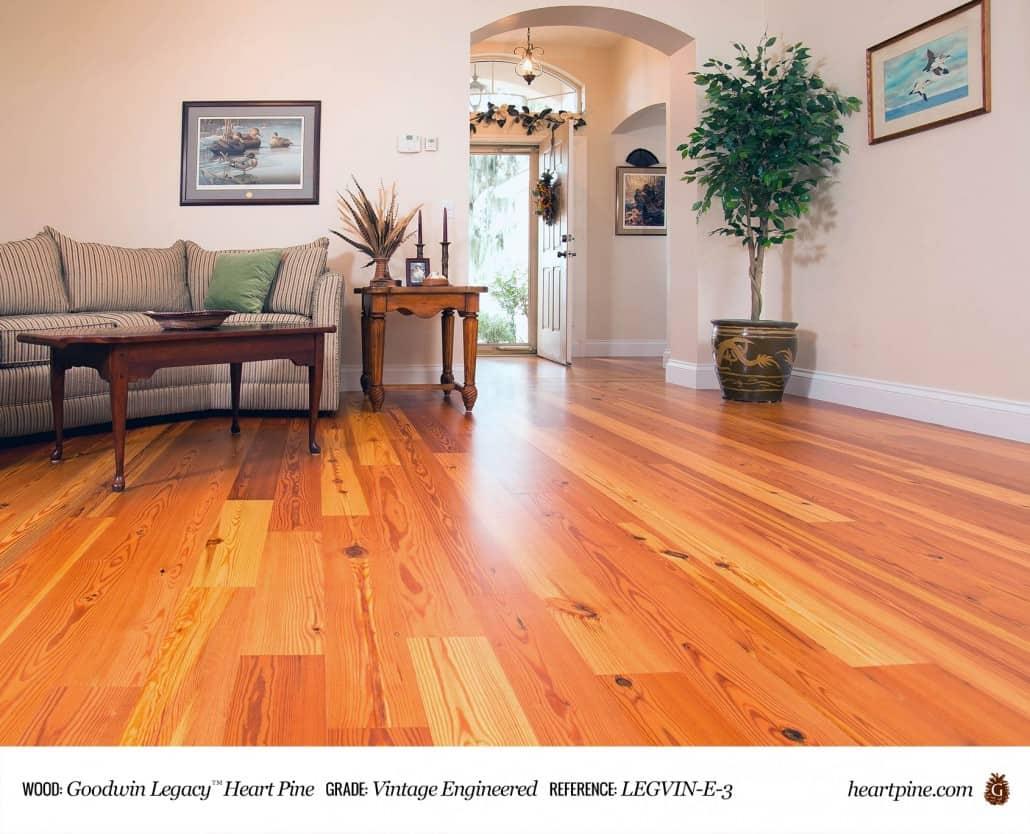 Antique legacy heart pine wood flooring tyukafo