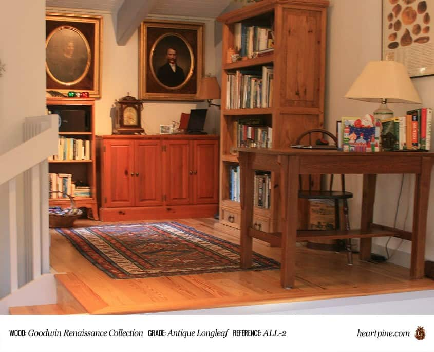 Goodwin Renaissance Collection Antique Longleaf