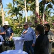 Naples Botanical Gardens – Handmade Bench Dedication 13