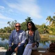 Naples Botanical Gardens – Handmade Bench Dedication 14