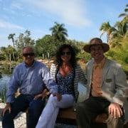 Naples Botanical Gardens – Handmade Bench Dedication 15