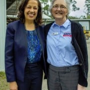 Undersecretary of USDA Rural Development  Visits Goodwin Company 4