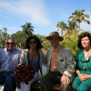 Naples Botanical Gardens – Handmade Bench Dedication 16