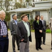 Undersecretary of USDA Rural Development  Visits Goodwin Company 5
