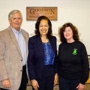 Undersecretary of USDA Rural Development  Visits Goodwin Company 7