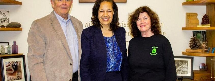 Undersecretary of USDA Rural Development  Visits Goodwin Company 7