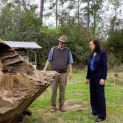 Undersecretary of USDA Rural Development  Visits Goodwin Company 8