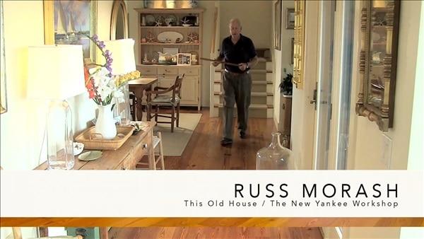 Russ Morash Talks About His Goodwin Floor