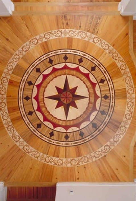 Inlays Wood Flooring