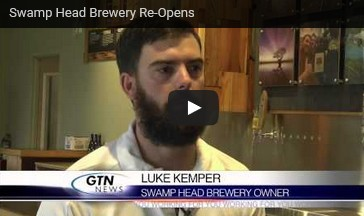 More on Swamphead Brewery...