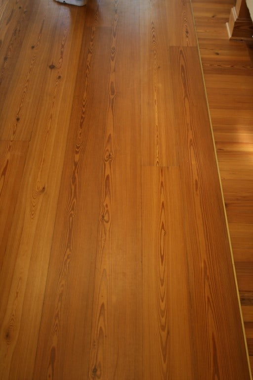 Spruce Up Your Floor Reclaimed Heart Pine And Cypress