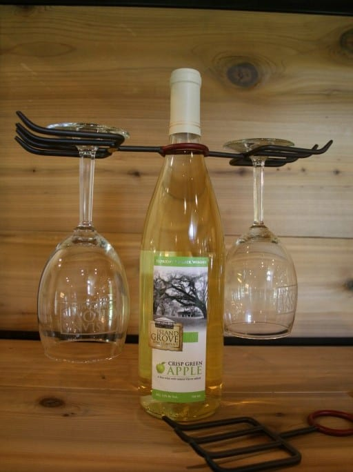 Pecky Cypress Pairs Perfectly with Distinct Wines 5