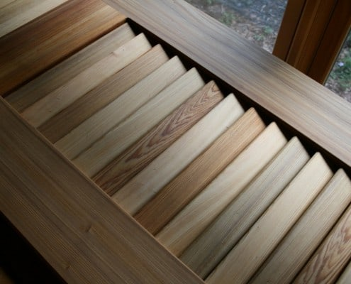 Admiring the Work of a Craftsman Using Goodwin Wood 5