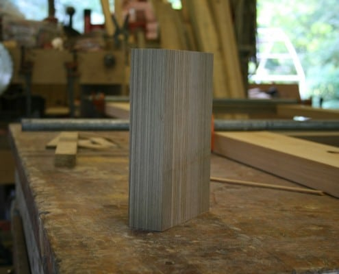 Admiring the Work of a Craftsman Using Goodwin Wood 9