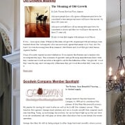 "Goodwin Featured by ""At Home in Flagler"""