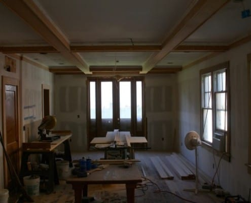 Historic Preservationist Loves Goodwin's LEGACY Heart Pine Flooring 4