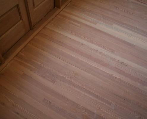 Historic Preservationist Loves Goodwin's LEGACY Heart Pine Flooring 6