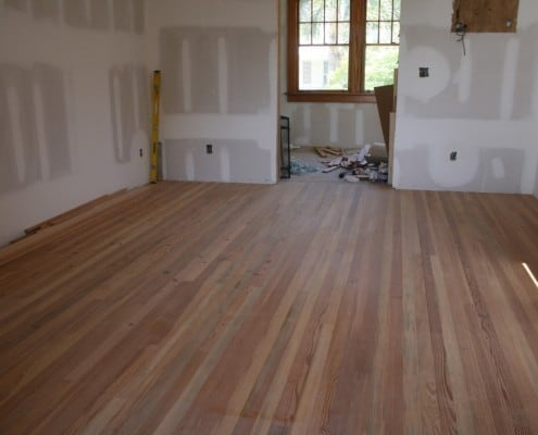 Historic Preservationist Loves Goodwin's LEGACY Heart Pine Flooring 7