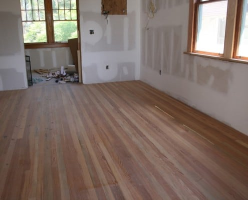 Historic Preservationist Loves Goodwin's LEGACY Heart Pine Flooring 8