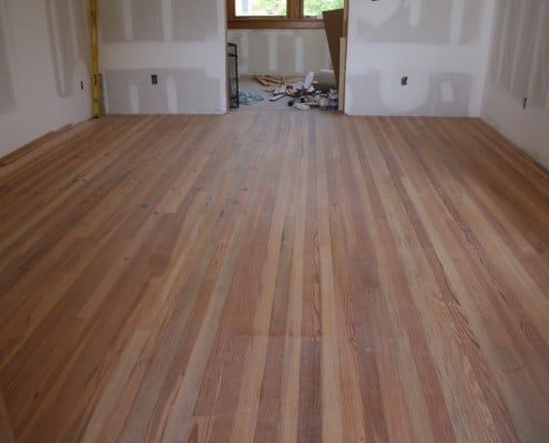 Historic Preservationist Loves Goodwin's LEGACY Heart Pine Flooring 9
