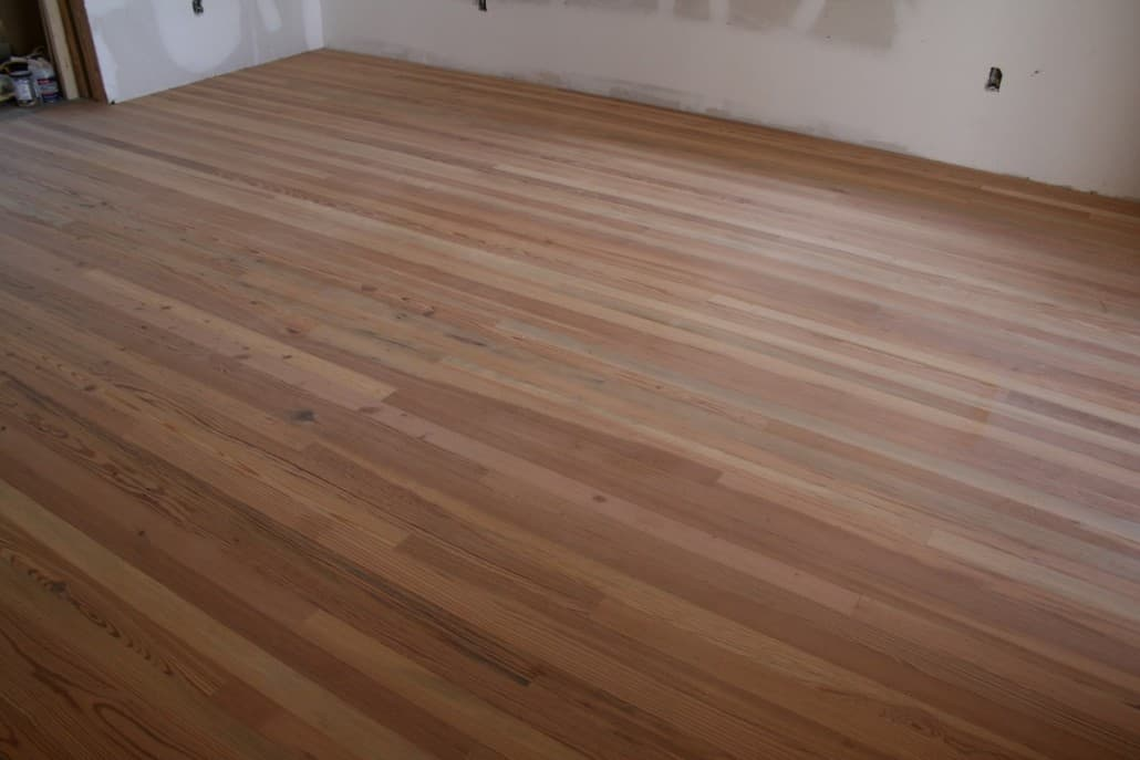 Historic Preservationist Loves Goodwin S Legacy Heart Pine