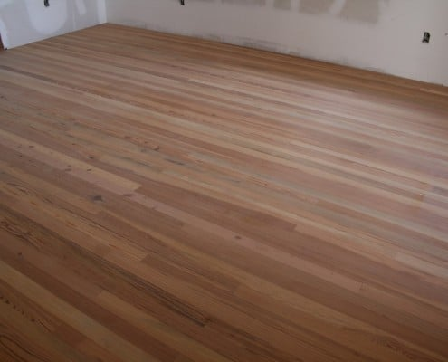 Historic Preservationist Loves Goodwin's LEGACY Heart Pine Flooring 10