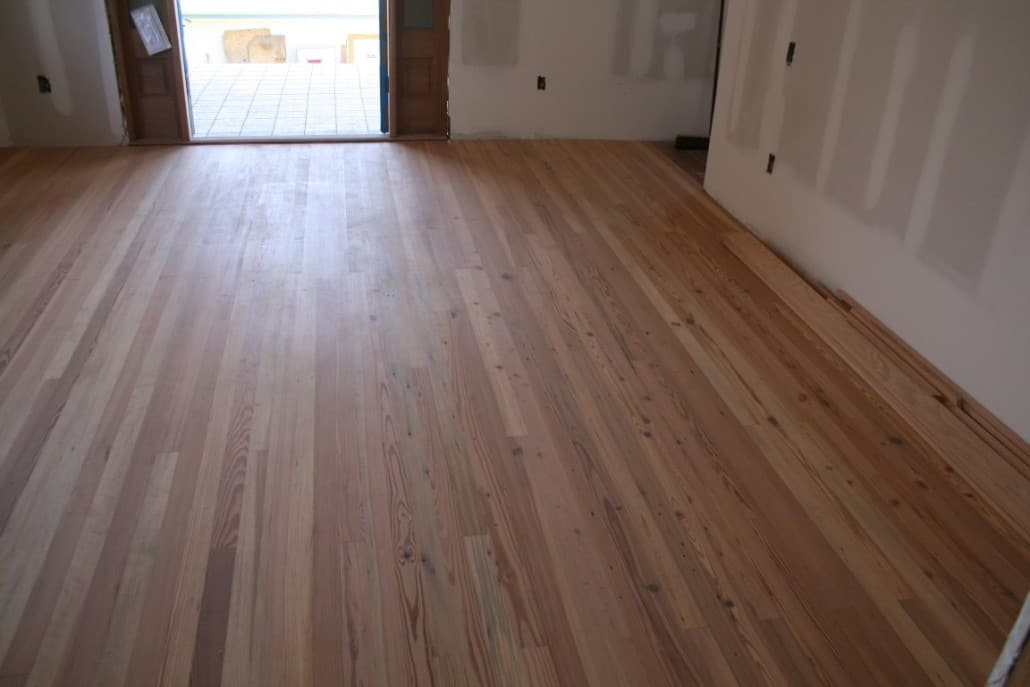 Longleaf pine flooring maryland floors doors for Md hardwood flooring