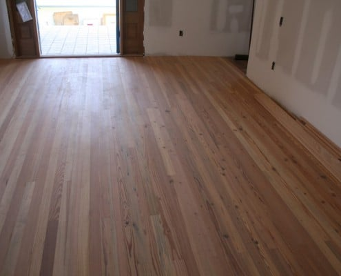 Historic Preservationist Loves Goodwin's LEGACY Heart Pine Flooring 11