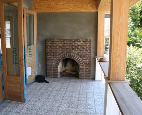 Historic Preservationist Loves Goodwin's LEGACY Heart Pine Flooring 13