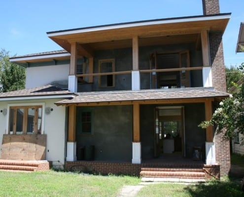 Historic Preservationist Loves Goodwin's LEGACY Heart Pine Flooring 14