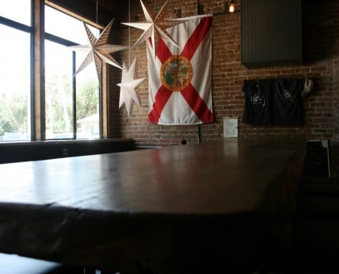 The Local Public House: River-Recovered Heart Cypress Bar Tops make an Impression 7