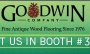 Goodwin Company Exhibiting at Greenbuild 3