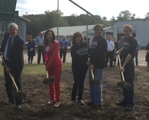 Goodwin Company Celebrates Expansion, Job Creation 6