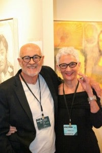 Our good friends Marvin and Helene Gralnick, founders of Chico's
