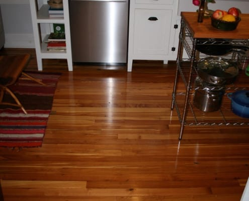 Heart Pine – Perfect for Your Kitchen, Too! 3