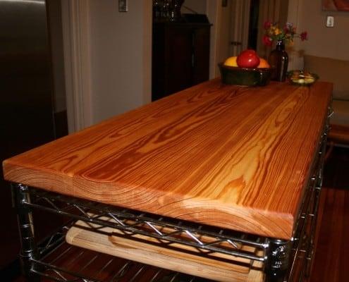 Heart Pine Kitchen Flooring Wood Floors