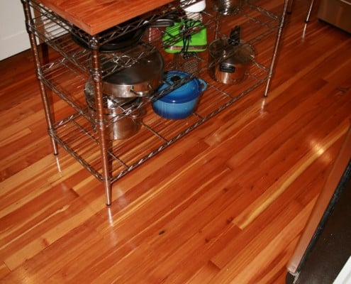 Heart Pine – Perfect for Your Kitchen, Too! 6